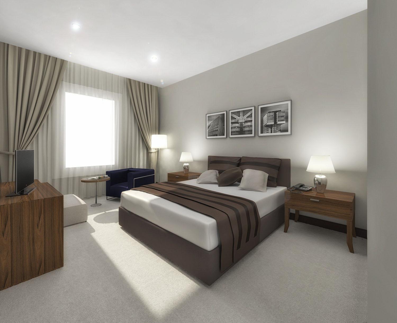 Sport hotel kara architectural design for Hotel design 06